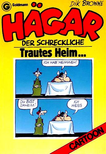 Haegar - Der Schreckliche - Trautes Heim