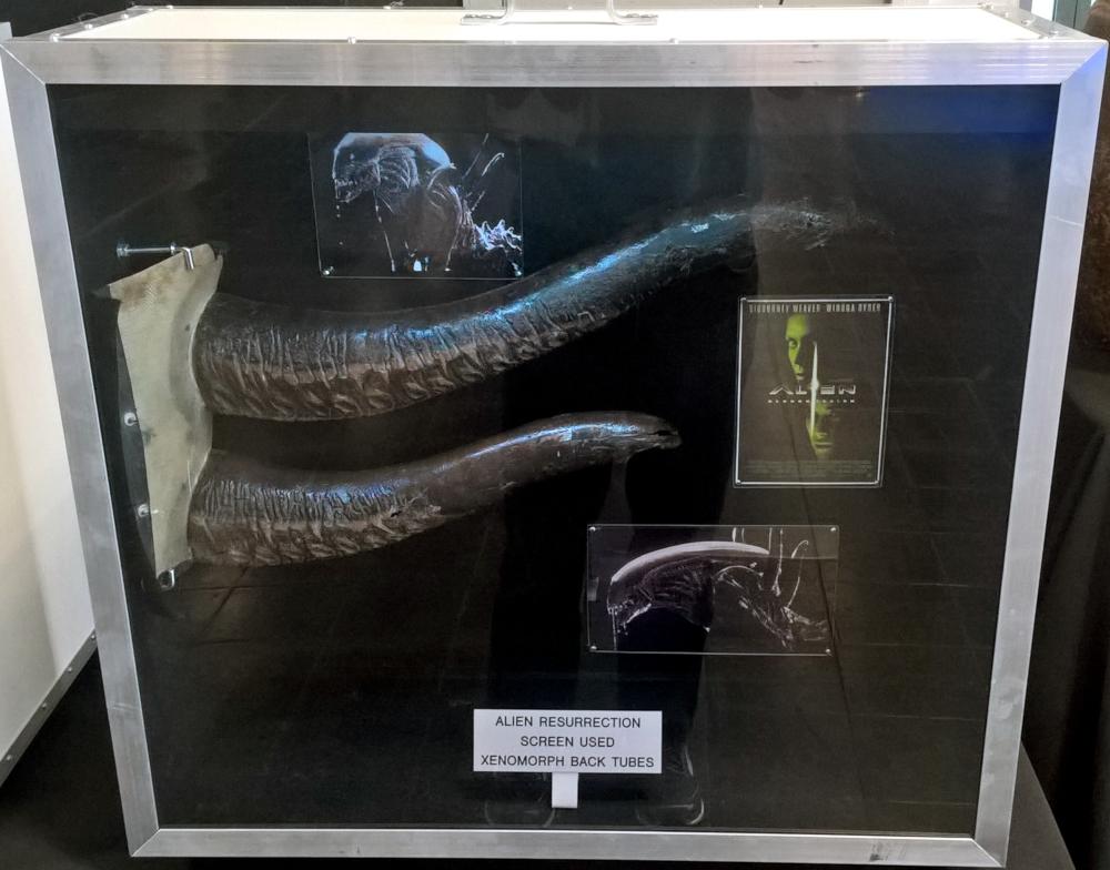 Original-Requisite aus einem Alien-Film