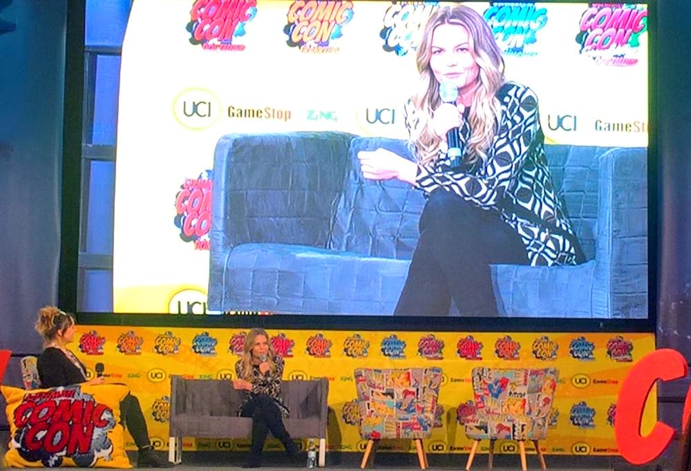 Jennifer Morrison auf der Bühne - Der Grund meines Besuchs