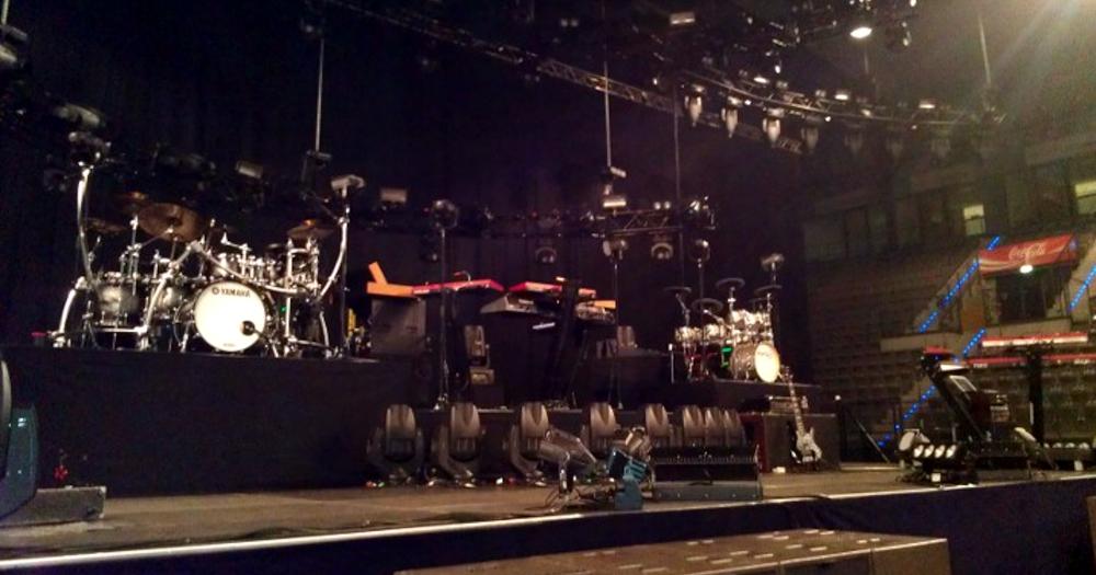 Schiller live in Stuttgart